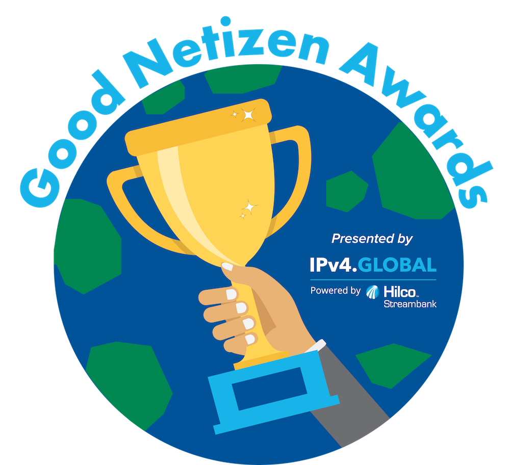 Good Netizen Awards Logo