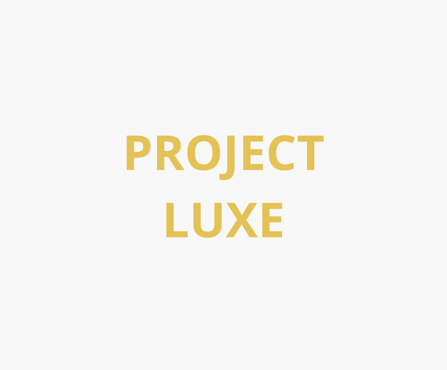Project Luxe Tile