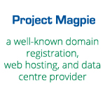 Project Magpie logo