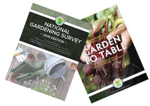 National gardening association assets for National gardening association